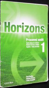 náhled knihy - Horizons Pracovní sešit 1