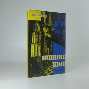 náhled knihy - Neviditelné světlo