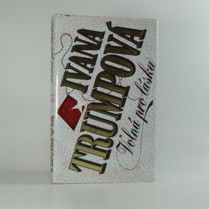 náhled knihy - Volná pro lásku