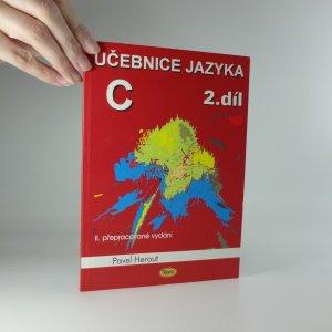 náhled knihy - Učebnice jazyka C, 2. díl