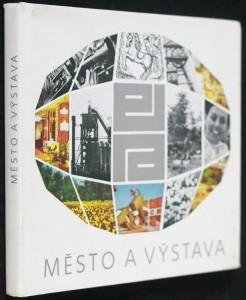 náhled knihy - Město a výstava