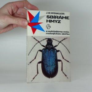 náhled knihy - Sbíráme hmyz a zakládáme entomologickou sbírku