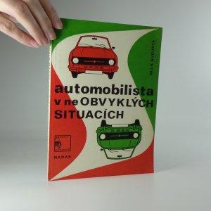 náhled knihy - Automobilista v neobvyklých situacích