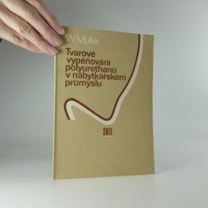 náhled knihy - Tvarové vypěňování polyurethanů v nábytkářském průmyslu