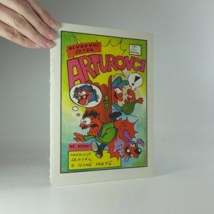 náhled knihy - Arturovci - klubovní četba