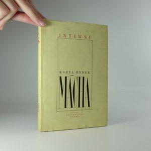 náhled knihy - Intimní