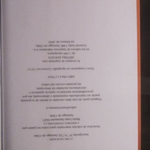 antikvární kniha Antología del Cuento Fantástico Hispanoamericano, 2005