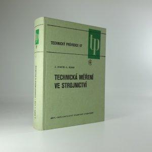 náhled knihy - Technická měření ve strojnictví