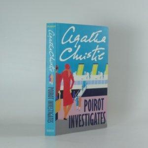 náhled knihy - Poirot Investigates (Poirot)