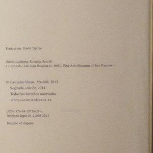 antikvární kniha Las agallas de El Greco, 2013
