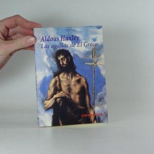náhled knihy - Las agallas de El Greco
