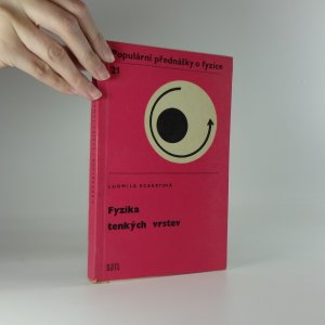 náhled knihy - Fyzika tenkých vrstev