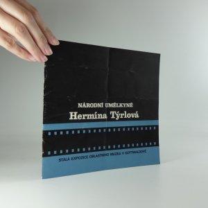 náhled knihy - Národní umělkyně Hermína Týrlová (Stálá expozice oblastního muzea v Gottwaldově)
