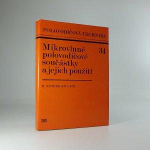 náhled knihy - Mikrovlnné polovodičové součástky a jejich použití