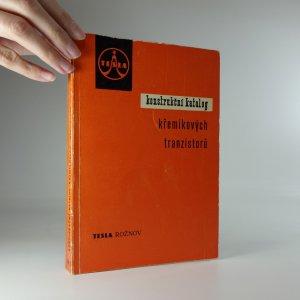 náhled knihy - Konstrukční katalog - křemíkových tranzistorů