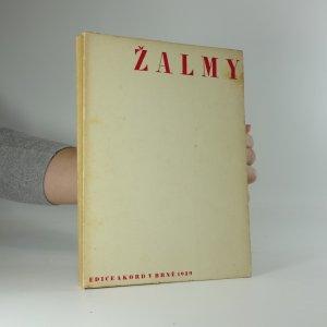 náhled knihy - Žalmy