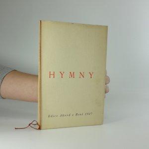 náhled knihy - Hymny