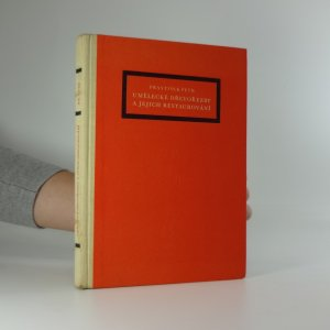 náhled knihy - Umělecké dřevořezby a jejich restaurování