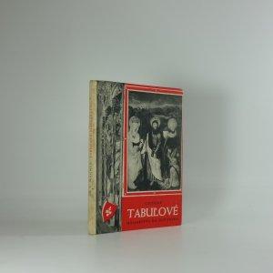náhled knihy - Gotické tabuľové maliarstvo na Slovensku