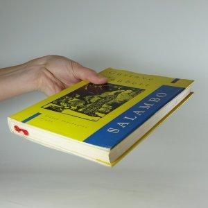 antikvární kniha Salambo, 1962