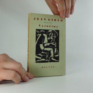 náhled knihy - Vysočiny