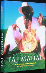 náhled knihy - Taj Mahal : autobiografie bluesmana