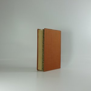 antikvární kniha Marianský sloup : alegoricko-dramatická báseň v šesti obrazech, 1927