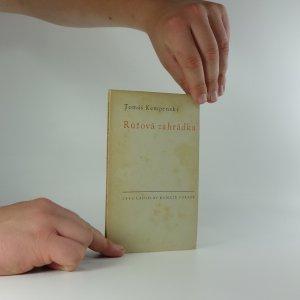 náhled knihy - Růžová zahrádka