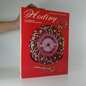 náhled knihy - Hodiny : (od gnómonu k atomovým hodinám)