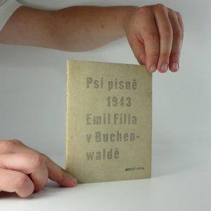 náhled knihy - Psí písně v Buchenwaldě 1943