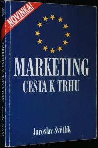 náhled knihy - Marketing cesta trhu