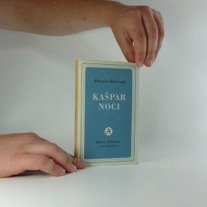 náhled knihy - Kašpar Noci