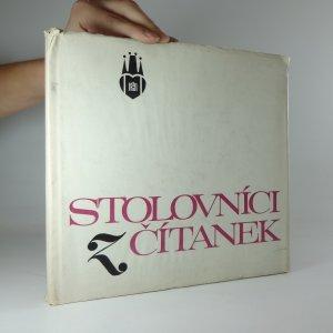 náhled knihy - Stolovníci z čítanek (Kapitoly o pražských stolních společnostech a slavných štamgastech)