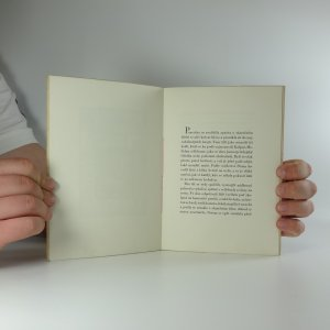antikvární kniha O štěstí černého krále Melichara, neuveden