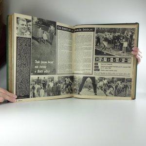 antikvární kniha Stadion. Ročník 10. Čísla 1 - 52. (Chybí 27.), 1962, 1962