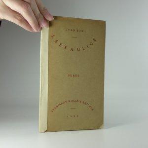 náhled knihy - Lesy a ulice (linolea Karel Teige)
