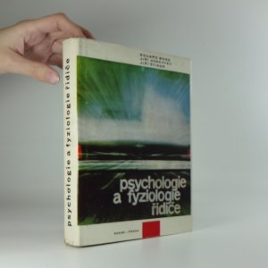 náhled knihy - Psychologie a fyziologie řidiče