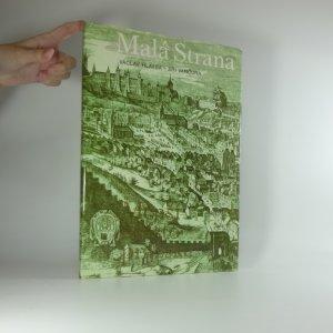 náhled knihy - Malá strana - menší město pražské