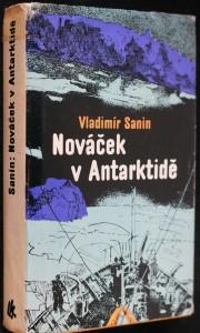 náhled knihy - Nováček v Antarktidě