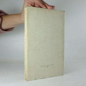 antikvární kniha Kouzelná lampa, 1958