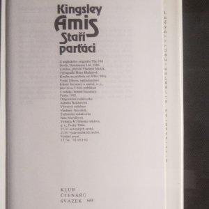 antikvární kniha Staří parťáci, 1992