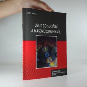 náhled knihy - Úvod do sociální a masové komunikace