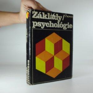 náhled knihy - Základy psychológie