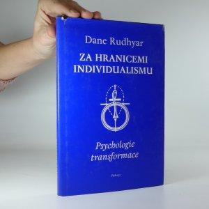 náhled knihy - Za hranicemi individualismu - psychologie transformace