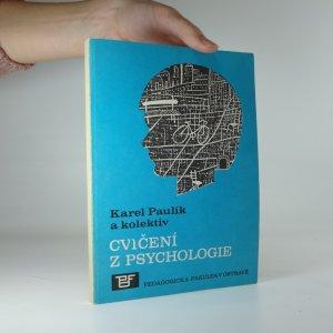náhled knihy - Cvičení z psychologie