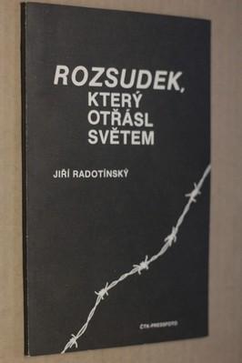 náhled knihy - Rozsudek, který otřásl světem