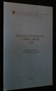 náhled knihy - Finanční účetnictví v příkladech 2. díl
