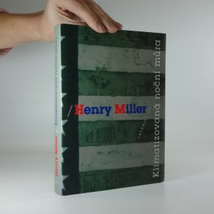 náhled knihy - Klimatizovaná noční můra