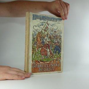 náhled knihy - Starozlínské pověsti a lidové povídky