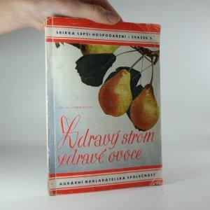 náhled knihy - Zdravý strom - zdravé ovoce!